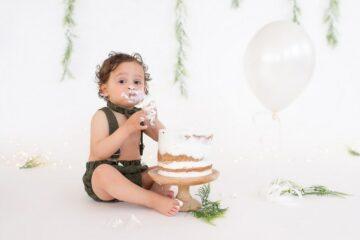 Smash Cake Jesiah