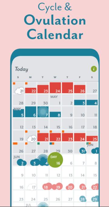 menstruatie-app clue