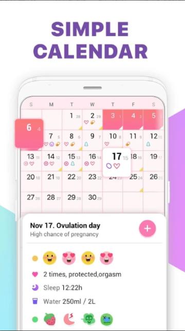 menstruatie-app menstruatietracker