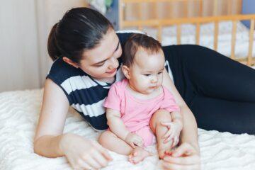 herstel na bevalling vordert
