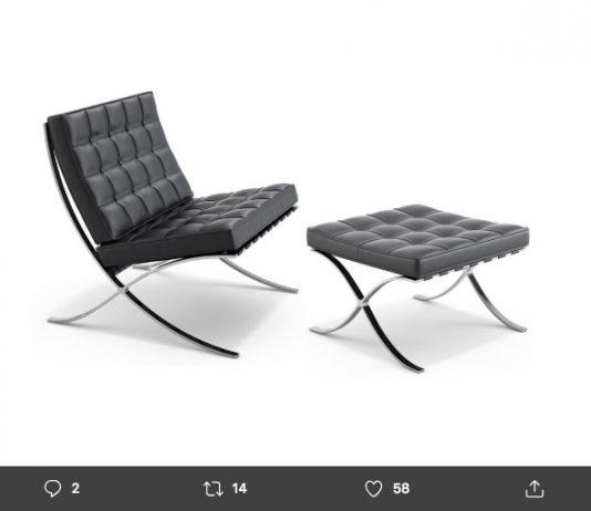 Estas sillas con diseño de la Bauhaus rompieron paradigmas al momento de su concepción, lo que ahora nos parecería común, no lo era en a inicios del SXX.
