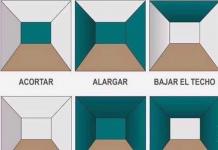 Estos trucos para pintar paredes con efectos visuales ayudarán a que los espacios se vean más amplios, alargados o destacado en alguna zona.