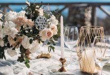 Estas ideas para decorar una boda con artículos que fácilmente puedes conseguir en tienda te permitirán crear tu propios ornamentos.