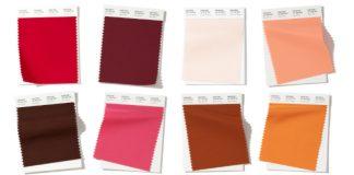 El informe semestral de Pantone anuncia que estos son los colores para Otoño Invierno 2019 que marcarán tendencia, incluyendo interiores.