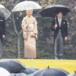 Emperor-Akihito-Empress-Michiko-in-semiannual-party