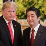 Trum-US-Abe-Japan