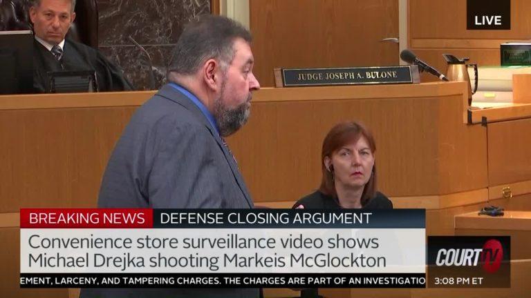 8/5/19 FL v  Drejka: Surveillance Video Shows Fatal Shooting