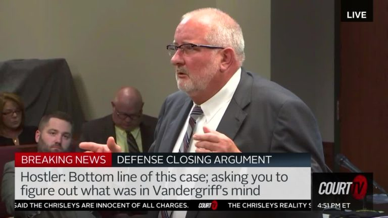 8/14/19 WV v  Vandergriff: School Bus Surveillance Video of
