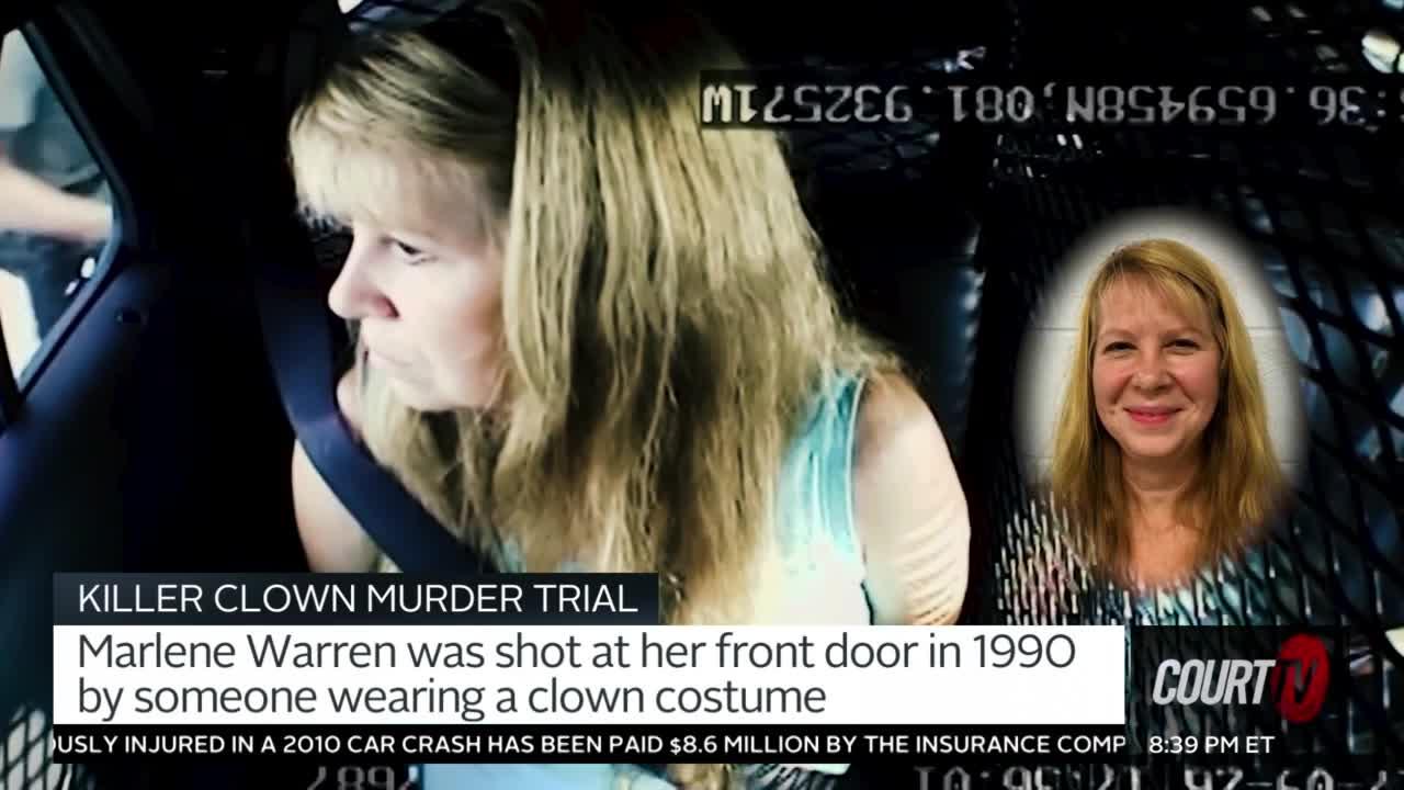 8 26 20 Killer Clown Murder Trial Suspect In Murder 30 Years Ago Dressed As Clown Court Tv