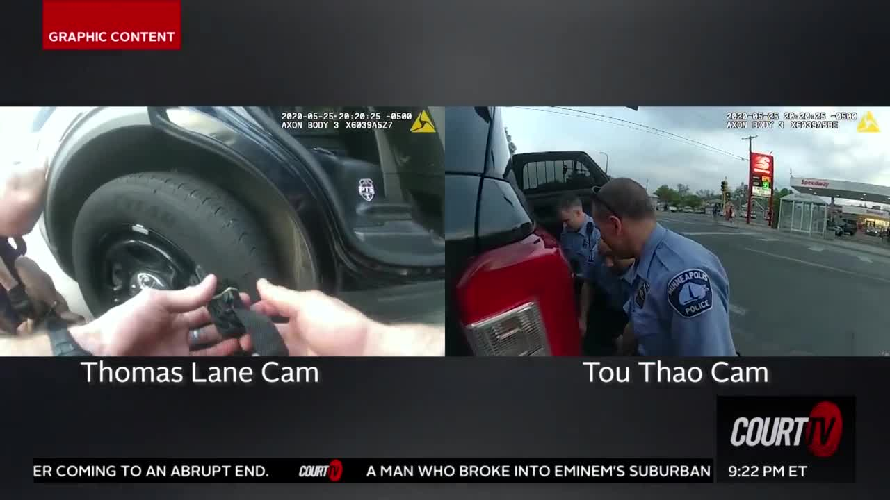 9 10 20 The Death Of George Floyd Bodycams Detail What Happened Pt3 Court Tv