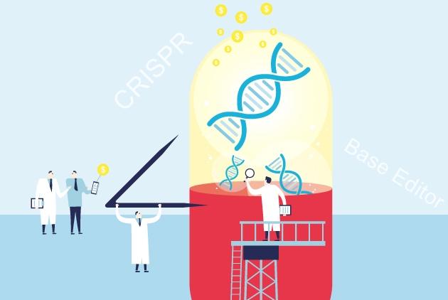 國高中生也會做?一張圖破解神祕的基因療法,原理其實很簡單