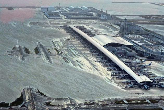 關西機場為何如此脆弱?