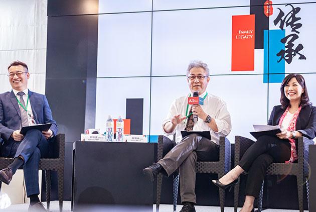 接班是危機?還是轉機?中國信託銀行陪伴企業共創下個臺灣百年典範!