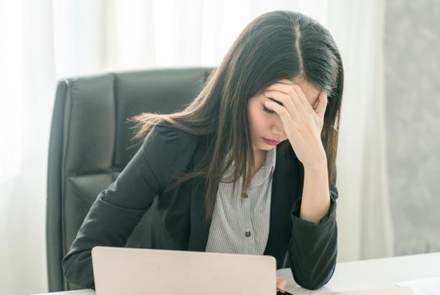 爛工作傷害健康的8種方式 你中招了嗎?