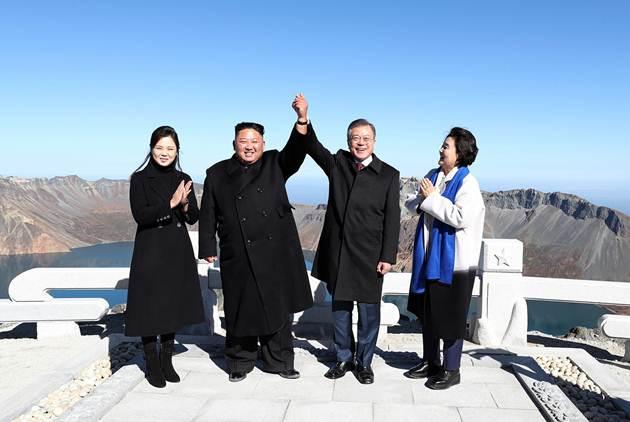 文金三會|兩韓領袖演得很好,為何換不到...