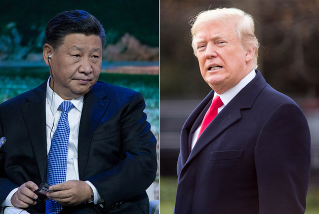 貿易戰|川普:中國企圖操縱期中選舉