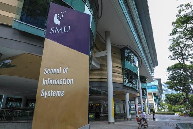 新加坡第一個智慧城市學程,都在上什麼課?