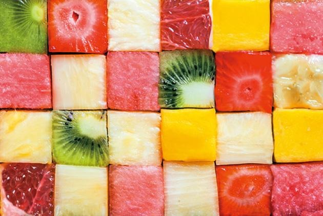 名醫養生術:多色水果,順勢保養不同臟腑