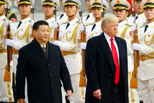 The U.S.-China Trade War Showdown
