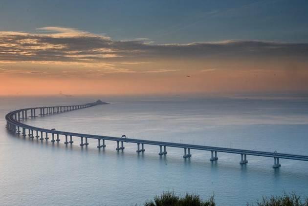55公里世界最長跨海港珠澳大橋開通 習近平南巡用意為何?
