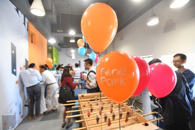 FundPark跨海來台進「沙盒」,要解中小企業的痛