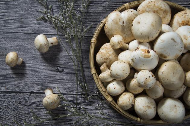 特規品「洋花與脆菇」,一次滿足香氣與口...