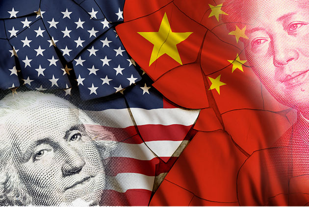 China Shall Inherit America's Role in Global Trade