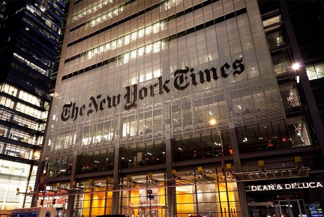 紐約時報付費訂戶衝破400萬 3大利器助攻