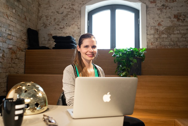 德國青年創業家:現代人應該要永遠沒有畢業的一天