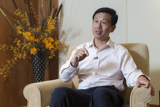 新加坡教育部長王乙康:未來,「能做什麼...