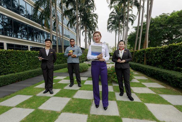 新加坡畫出22種行業的職能地圖,提升競爭力不再...