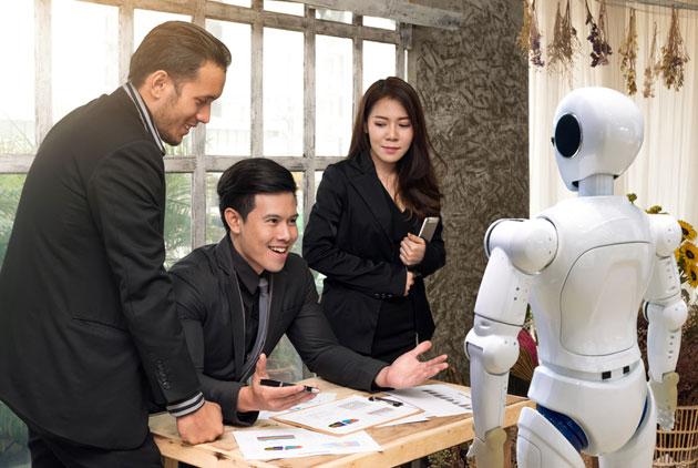不學就淘汰 擁抱AI,小公司可以做4件事