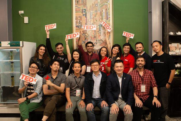 來自全球10國的TEDx大使:台灣的美好,不在美食