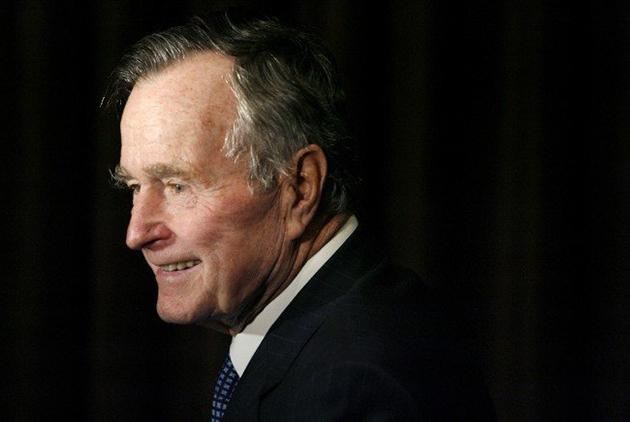 老布希病逝 帶領美走出冷戰 唯一派駐中國的美...