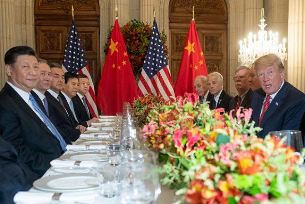 出口大滑坡,中國要對川普讓步了嗎?
