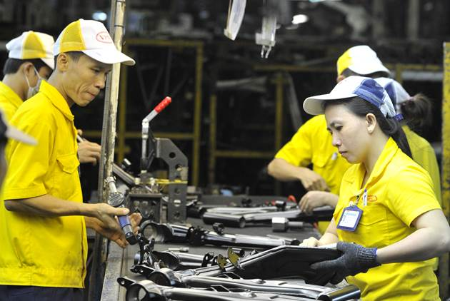Eye on Vietnam, The New Electronics Manufacturing Hub