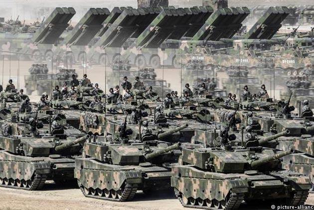 採花釀蜜:中國解放軍如何偷學西方最新軍事科技?