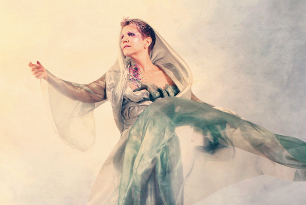 亂世中的撫慰之聲,歌劇女皇狄杜娜朵來台
