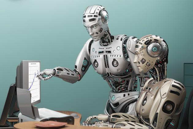 怕機器人搶飯碗? 這家公司瘋狂建立AI工具 搶員工工作!