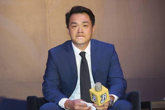 彭政閔哽咽告訴球迷 季後結束球員生涯