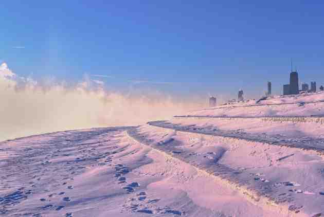 比南極還冷,急凍美國中西部的「極地渦旋」是什...