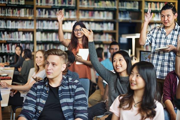 佛光大學  以國際學習打開學生不凡視野