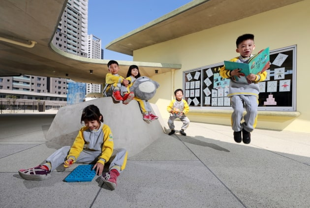 Taiwan's Boldest School Experiment