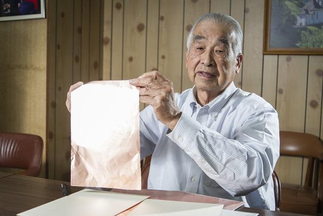 沒有台灣電池,特斯拉交不了車 92歲石化業「鐵人」林書鴻專訪