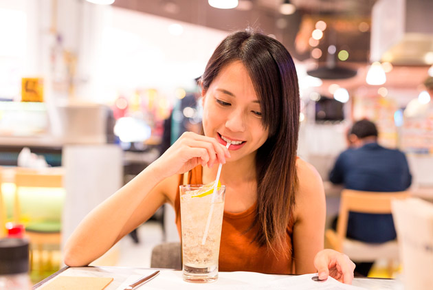 吃冰品、喝冷飲會變醜,這是真的嗎?