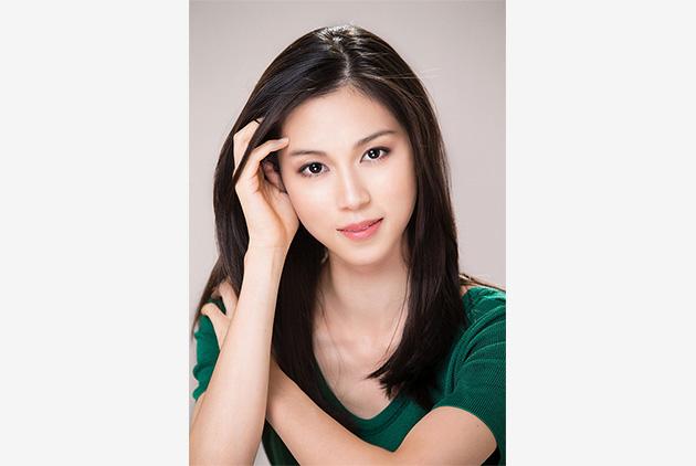 她在國際舞台發光,她來自台灣