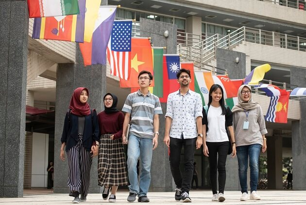 The Most Popular University for International Students in