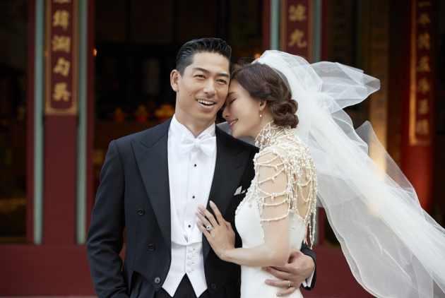 林志玲婚禮誓詞    含淚告白丈夫Akira 「幸福就是和你在一起」|天下雜誌