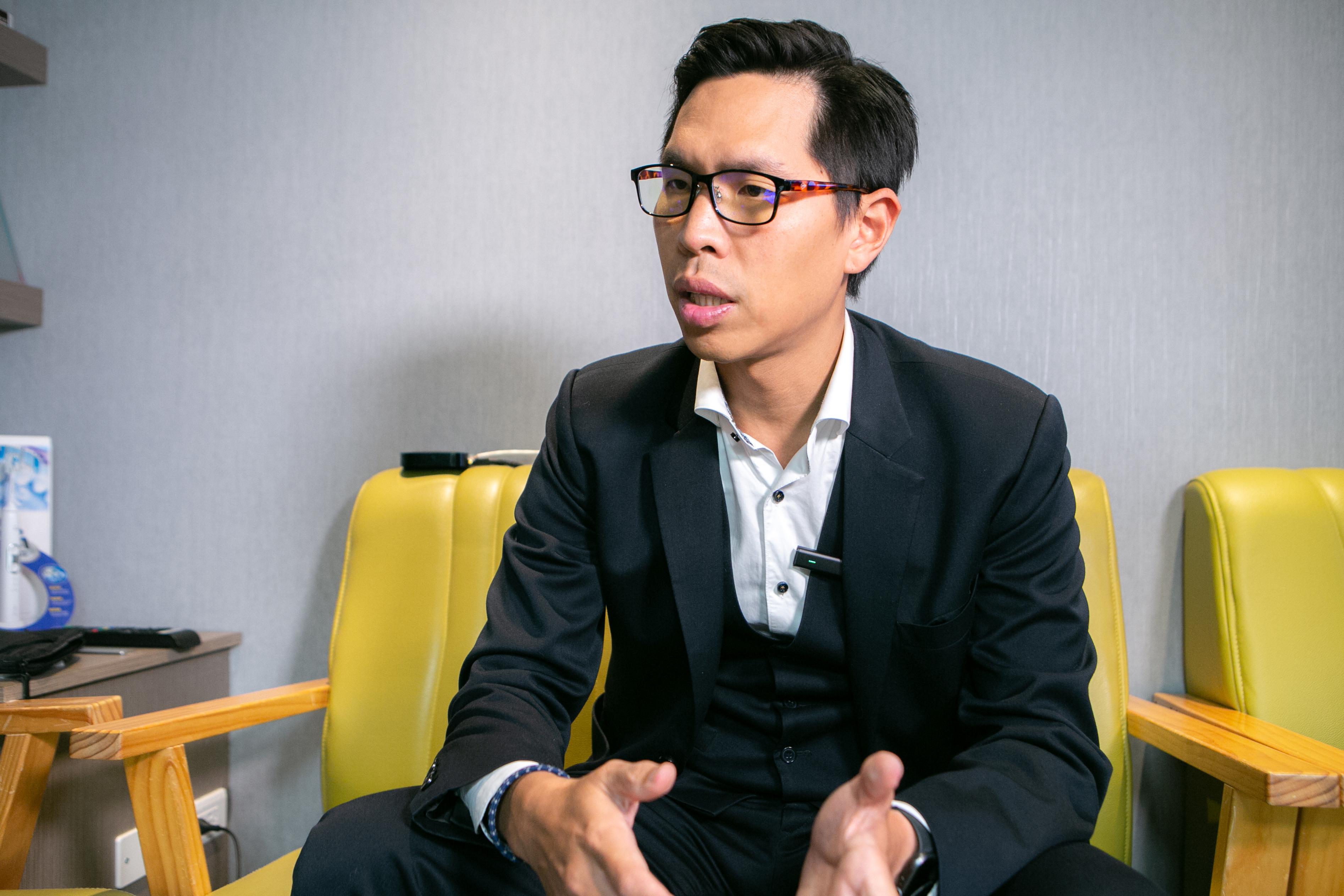 執行長曹士賢表示,CEREC Asia的牙科診療數據大資料專為亞洲人打造