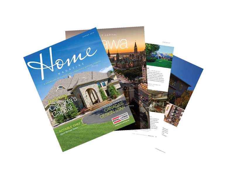 Royal LePage Home Magazine